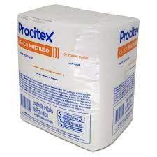 Lenço Multiuso Procitex pacote c/100un CREMER