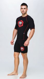 RASH GUARD JIU JITSU