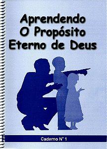 Aprendendo o propósito eterno de Deus - Crianças 1