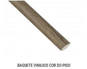 Perfil Baguete WPC cor piso Vinilico Ospe - metro linear