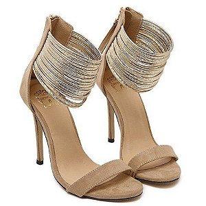 Sandália Salto Alto Sexy Sandals