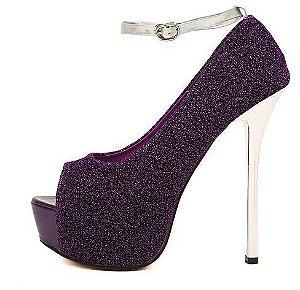Sapato Salto Alto Cores Clássicas