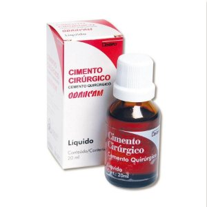 CIMENTO CIRÚRGICO ODAHCAM LÍQUIDO - DENTSPLY