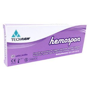 HEMOSPON  ESPONJA - TECHNEW
