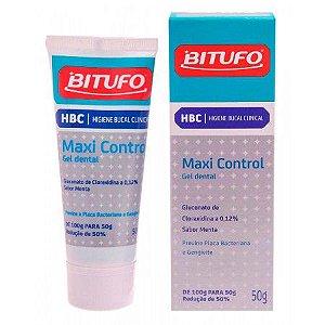GEL DENTAL MAXI CONTROL -  BITUFO