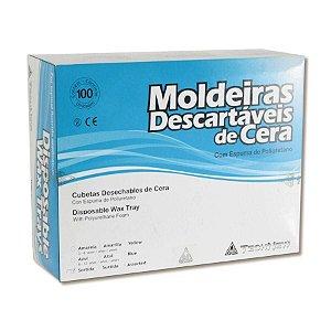 MOLDEIRA CERA PARA FLÚOR COM 24 -  TECHNEW