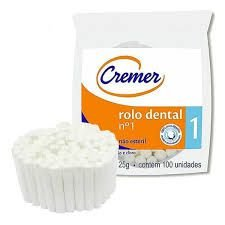 ROLETE DENTAL  Nº1 - CREMER