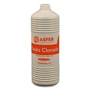 SODA CLORADA 1 L - ASFER