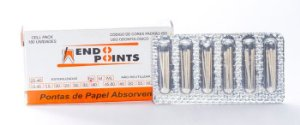 PONTA DE PAPEL CELL PACK  - ENDO POINTS