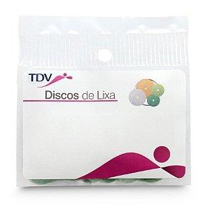 DISCOS DE LIXA COM 50 UNIDADES - TDV