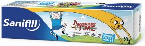 GEL  DENTAL KIDS ADVENTURE TIME - SANIFILL
