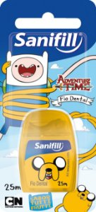 FIO DENTAL ADVENTURE TIME - SANIFILL