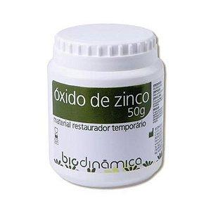 OXIDO DE ZINCO - BIODINÂMICA