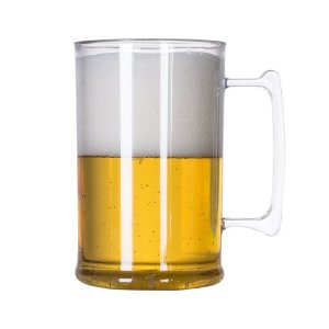 CANECA ACRILICA 500ML - CAN008