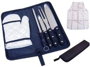 KIT CHURRASCO 6PÇS - KC007