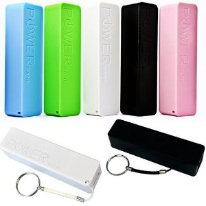 POWER BANK PLÁSTICO - PW001