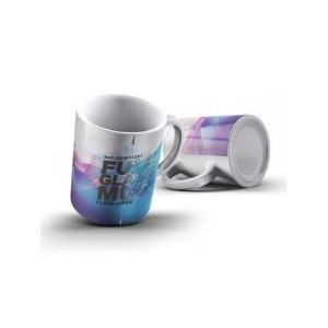 CANECA METALIZADA 325ML - CAN027