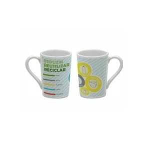 CANECA BRANCA RETA 260 ML - CAN032