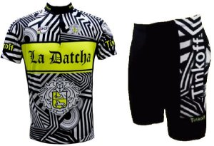 Conjunto de ciclismo Tinkoff La Datcha - ERT Cycle Sport
