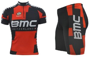 Conjunto de ciclismo BMC - ERT Cycle Sport