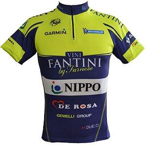 Camisa de ciclismo Vini Fantini - ERT Cycle Sport