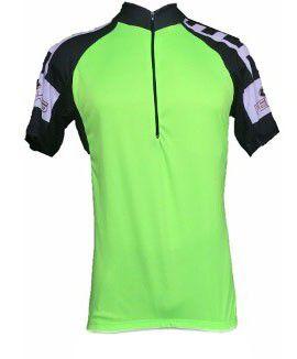 Camisa de ciclismo Clean Verde - Penks