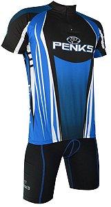 Conjunto de ciclismo Sprint Azul - Penks