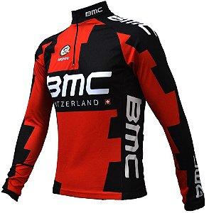 Camisa de ciclismo manga longa BMC - ERT Cycle Sport