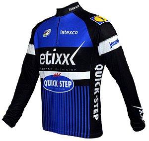 Camisa de ciclismo manga longa Etixx - ERT Cycle Sport
