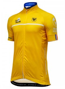 Camisa de ciclismo Tour de France - Free Force