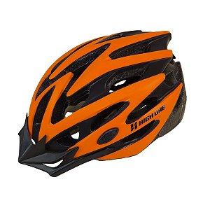 Capacete de ciclismo MV29 Laranja Fosco - High One