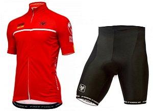 Conjunto de ciclismo Vuelta a España - Free Force