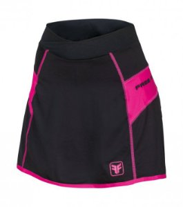 Short Saia de ciclismo Stage Rosa - Free Force