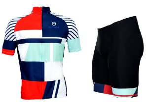 Conjunto de ciclismo Advanced Europe - Ert