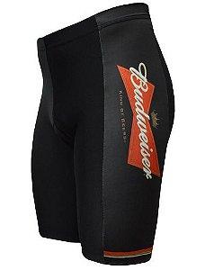 Bermuda de ciclismo Budweiser - ERT