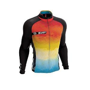 Camisa ciclismo manga longa Sunny ERT