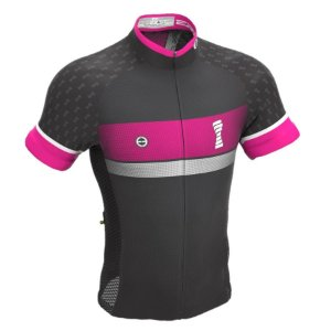 Camisa ciclismo feminina Fight for Pink ERT