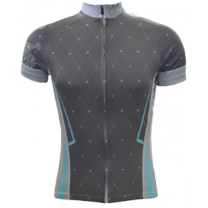 Camisa ciclismo feminina Advanced Queen ERT