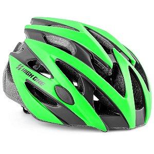 Capacete de ciclismo MV29 Verde Fosco - High One