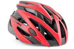Capacete de ciclismo MV29 Vermelho Fosco - High One