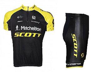 Conjunto ciclismo Scott 2018 Be Fast