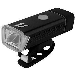 Farol para bike High One recarregável USB 180 lumens