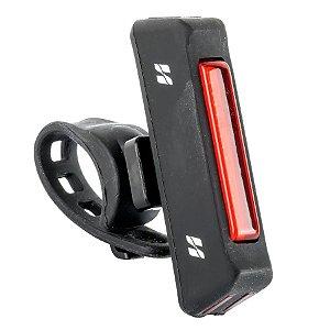 Farol traseiro para bike recarregável USB High One
