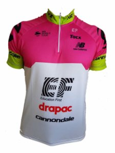 Camisa ciclismo Cannondale 2018 Be Fast