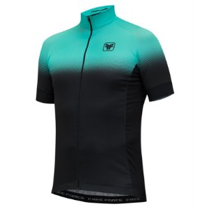 Camisa ciclismo Free Force masculina Team Two