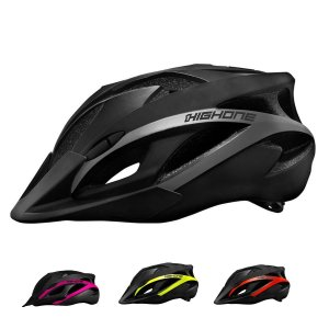 Capacete ciclismo High One Win com led