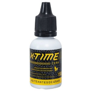 Lubrificante cera bike X-Time 15 ml