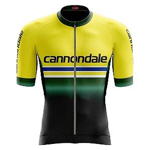 Camisa de ciclismo masculina Premium Cannondale Be Fast