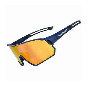 Óculos de ciclismo Rockbros polarizado RB-10134