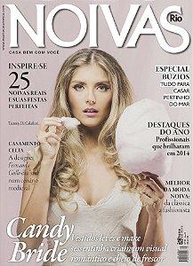 Noivas Rio (35) - Vestidos leves e make sessentinha criam um visual romântico e cheio de frescor
